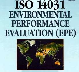 Training ISO 14031 – Evaluasi Kinerja Lingkungan Berdasarkan ISO 14031 (26-27 Maret 2018 Jakarta)