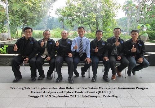 Training HACCP Bogor