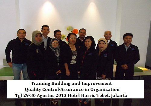 Training QAQC Jakarta
