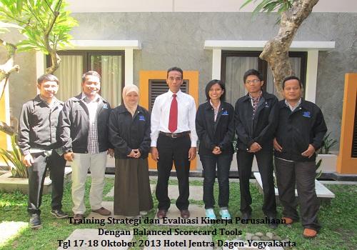 Training Balanced Scorecard Jakarta-Yogyakarta