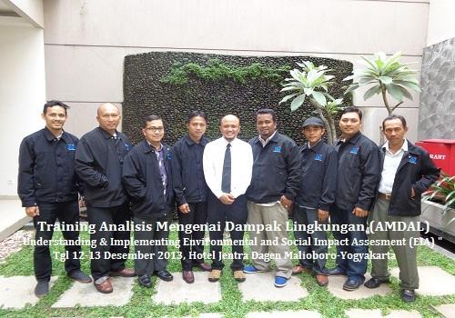 Training AMDAL Yogyakarta