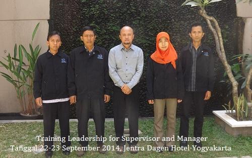 Training Leadership-BMD