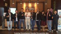 Training GMP – Pemahaman Standar Persyaratan dan Penerapan Good Manufacturing Practices (17-18 Mei 2018 Bandung)