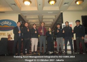 Training Asset Management Integrated to ISO 55001:2014 (17-18 Mei 2018 Bali)
