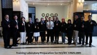 Training ISO 17025 – Laboratory Preparation for SNI ISO/IEC 17025:2017 Accreditation (17-18 Mei 2018  Jakarta)