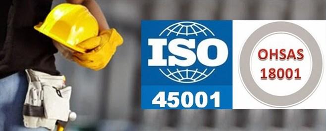 Training ISO 45001:2018 (Sistem Manajemen Kesehatan dan Keselamatan Kerja) (9-10 Juli 2018 Bandung)