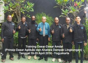 Training AMDAL Eksekutif –  Understanding and Implementing Environmental Social Impact Assesment (EIA)