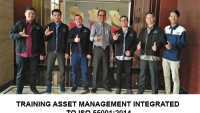 Training Asset Management Integrated to ISO 55001:2014 (11-12 April 2019 Bandung)
