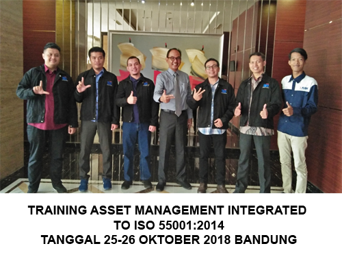 Training Asset Management Integrated to ISO 55001:2014