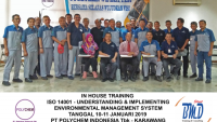 Training ISO 14001-Understanding and Implementing Environmental Management System (14-15 Maret 2019 Bandung)