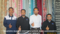 Training HIRAC (Hazard Identification, Risk Assessment and Control )