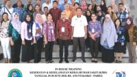 Training K3 Rumah Sakit – Kesehatan dan Keselamatan Kerja di Rumah Sakit (Implementasi & Persyaratan Akreditasi SNARS Ed.1/JCI) (27-28 April 2020 Jakarta)