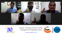 Training Operator IPAL (Operator Instalasi Pengolahan Air Limbah)