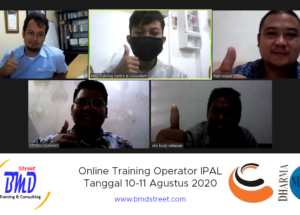 Online Training Operator IPAL (10-11 Agustus 2020)
