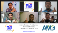 Training Pest Control for Food Industry